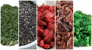 What are Superfoods Types